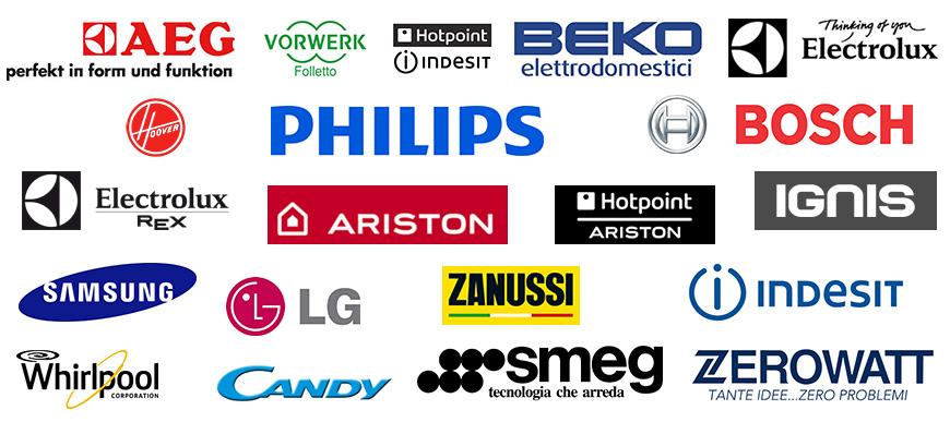 Ricambi originali per tutte le marche di elettrodomestici