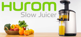 Hurom The Best Slow Juicers for Healthy Living